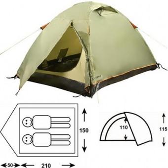 Туристическая палатка Outdoor Project Orion 2 Fg